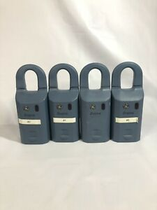 4 Ge Supra Ibox Lock Box Real Estate Security Set Of 4 For Parts No Key