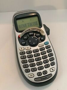 Dymo Letratag Lt 100h Handheld Label Maker Machine For Office Or Home