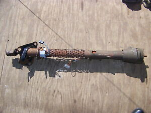1968 Dodge Dart Column Automatic Power Steering Column Oem 67 69