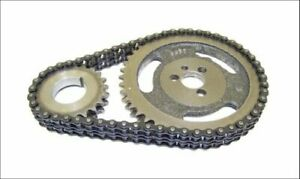 Single Row Timing Set Chevy 350 400 327 305 283 383 262 265 Chain Gear