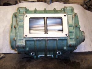 Detroit Diesel 471 Blower Supercharger Super Charger 4 71 Hot Rod Old School