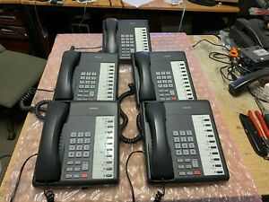 5 X Toshiba Dkt3210 s Digital Business Telephone Lot Of 5