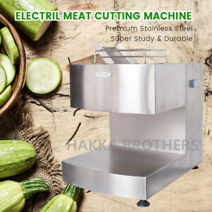 Hakka Commercial Kitchen Electric Meat Cutting Machine Meat Slicer