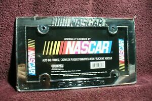License Plate Frame Nascar Racing auto Truck Part Hot Rat Rod Accessory 1