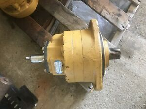 Proclain Piston Hydraulic Motor New Old Stock Mse05 Code A03623n