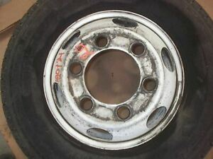 Used 16 Wheel 1999 W4500 Isuzu Npr 1 Wheel 16 6 Lug No Tire Shipped 27872