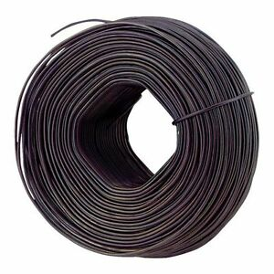 Rebar Tie Wire 16 Gage Black Annealed 3 5 Lb Roll Primesource Bldg Products