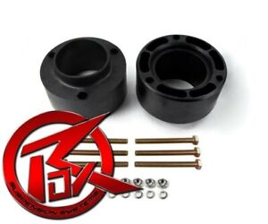 Fits 1994 2001 Dodge Ram 1500 4x4 Spring Spacers 3 Front Lift Kit Blk