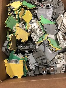 Lot Electric Termanial Strips Din Rail
