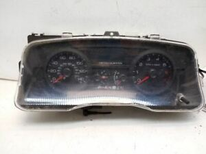 2006 Ford Crown Victoria Speedometer Dash Cluster 219 Thousand Miles