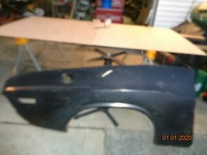 70 71 Challenger Rear Quarter Panel Skins