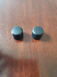Chrysler Dodge Jeep Rec Navigation Radio Volume Tune Control Knob Oem Lot Of 2