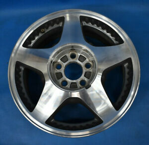 1999 2003 Ford Windstar Used Oem Wheel 16x6 5 Factory 16 Rim Machined Charcoal