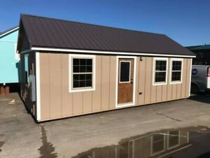 New Tiny Home Tiny House Cabin Prefab Home 1bed 1bath Built To Order