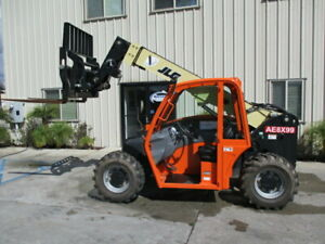 2019 Jlg G5 18a 18 Height 5500lb Capacity Diesel 4wd Air Filled Tires