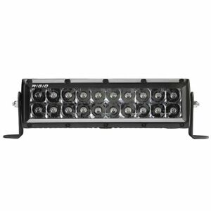 Rigid 110213blk in Stock E series Pro 10 Midnight Edition Led Light Bar