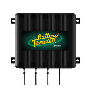 Battery Tender 4 Bank 12v 1 25a Battery Charger