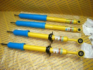 Toyota Tacoma 2005 2015 Bilstein Front Rear Shock Set Of 4 Genuine Oem Trd