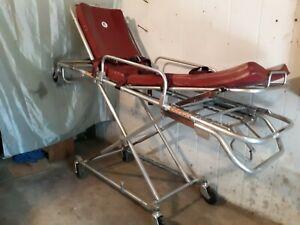 Ferno 35a Transport Ambulance Stretcher Cot Gurney Emt Ems