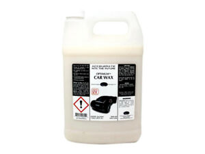 Optimum Car Wax Provides Gloss And Protection With Uv Protection 128oz