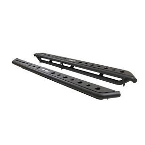 Eag Rock Slider Running Boards Fit 15 19 Chevrolet Colorado Gmc Canyon Crew Cab
