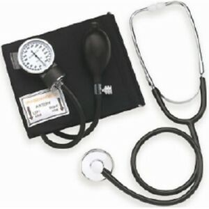 Mckesson Lumeon Aneroid Sphygmomanometer sprague Kit Adult Arm