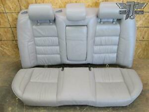 98 05 Lexus Gs300 Gs400 Rear Leather Seat Assembly Oem