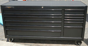 Snap on Kra2432pot 73 12 drawer Classic Series 96 Roll Cab Tool Chest
