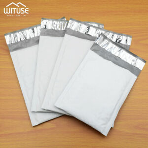 Waterproof White Pearl Film Bubble Envelope Mailing Bags E commerce Industry 95