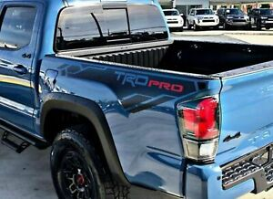 2x Toyota Tacoma Trd Pro 2016 2020 Side Vinyl Decals Stickers