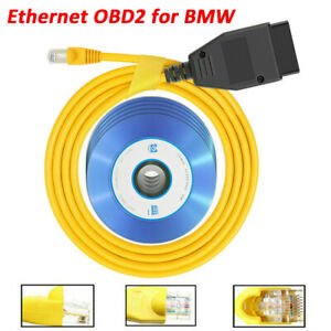 E sys Icom Enet Ethernet Obd2 Interface Diagnostic Cable Coding For Bmw F series