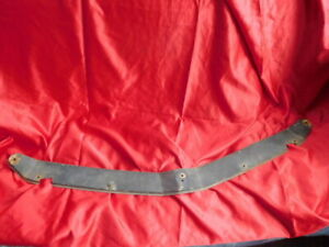 1970 Amc Amx Javelin Donohue Lower Grille Support Unmolested Undamaged 12 Pics