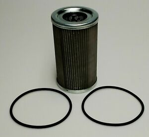Waste Oil Heater Parts Lenz 100 Micron Replacement Element W 2 O rings
