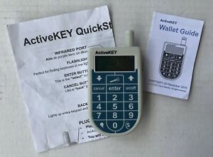 Ge Supra Activekey Realtor Keybox Key With Instructions Requires Active Account