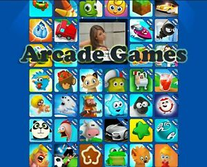 Online Arcade Games Website 100 Automated With 2 Months Free Hosting Adsense
