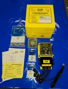 Lmi milton Roy Chemical Metering Controller New Open Box Dc5500 111