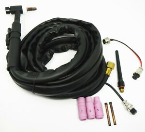 Arc Welding Hose With Attachments And Storage Bag
