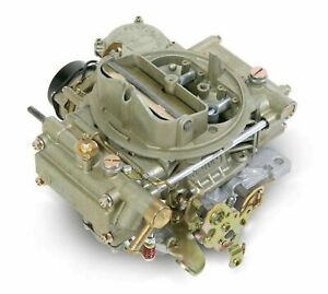 Holley Performance 0 80453 Replacement Carburetor 50 Sate Legal New