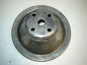 1970 Or Newer 340 Mopar Dodge Water Pump Pulley 2951836 Fits Alumw Pump