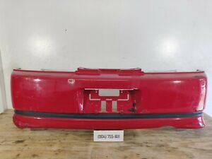 Oem 2005 Acura Rsx Type S Rear Bumper Cover