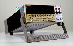 Keithley 2400 c Sourcemeter smu With Contact Check look ref 497g