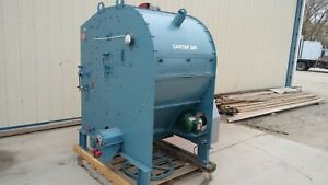 Carter Day Duo Closed Circuit Aspirator 36 Inch Seed And Grain Cleaner