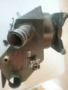 Original Triumph Tr6 Smiths Heater Box With Motor Fan And Core Oem Fhr 3494 04