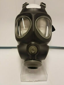 Scott Full Face Respirator Nbc Gas Mask Prepper Military Police Firefighter