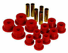 1 1014 Prothane Front 2 Spring Eye Shackle Bushing Kit For Jeep Cherokee 74 91
