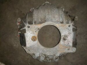 Chevy 4 Speed Manual Transmission Bellhousing