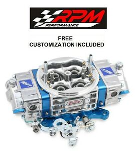 Quick Fuel Q950 Q 950 A 950 Cfm Alcohol Drag Carburetor Custom Built Free