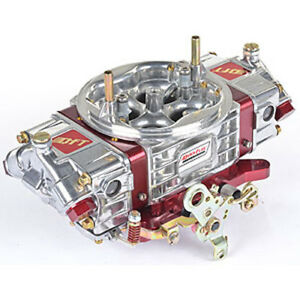 Quick Fuel 950 Cfm Carburetor Mechanical Double Pumper Custom Built Q 950