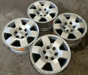 17 Toyota Fj Cruiser Trd Pro Tacoma 4runner Oem Stock Factory Wheels Rims Trail