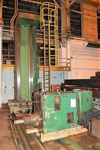 Juaristi 150 mp 6 Cnc Floor Type Horizontal Boring Mill 26658